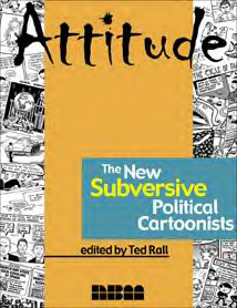 Attitude cartoon anthology